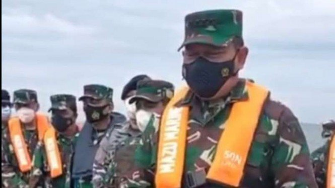 KSAL: Pergerakan yang Terdeteksi Kapal TNI Kemarin adalah Rumpon Laut