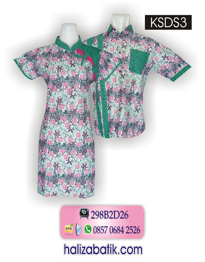 Jual Baju Batik, Batik Modern, Grosir Batik Pekalongan, KSDS3