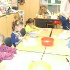 Pompoensoep maken in het eerste leeerjaar