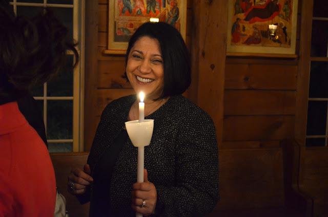 A joyful Maria!