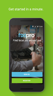 Fixipro partner- screenshot thumbnail