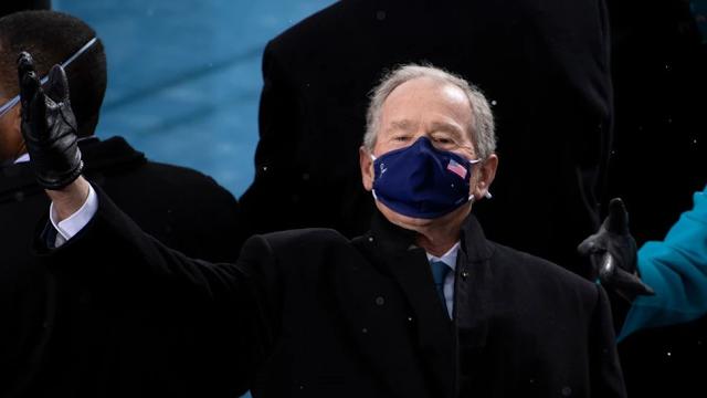 Dozens Of Former Bush Officials Leave Republican Party, Calling It A 'Trump Cult'