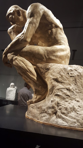 The Thinker. Exploring the Rodin Exhibit at the Montreal Museum of Fine Arts