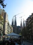 Barcelone: la Sagrada Familia