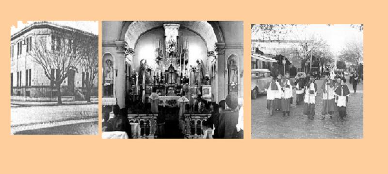 HISTORIA PARROQUIAL
