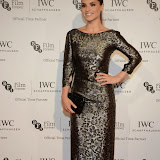 WWW.ENTSIMAGES.COM -   Charlotte Riley   arriving at       IWC Schaffhausen and BFI London Film Festival - private dinner at Battersea Evolution, London October 7th 2014Swiss watch brand and British Film Institute host party to celebrate their three year partnership.                                                Photo Mobis Photos/OIC 0203 174 1069