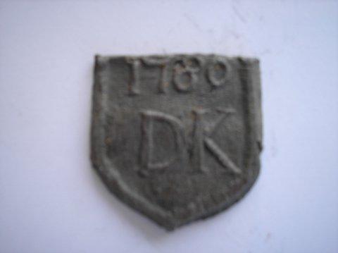 Naam: Dirk KeunPlaats: HaarlemJaartal: 1780Boek: Steijn blz 38