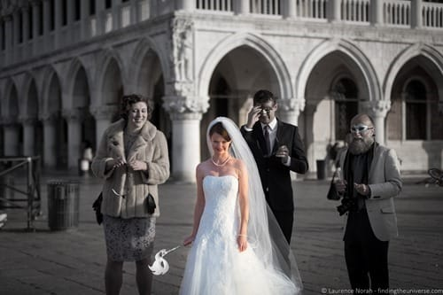 Photographing own Wedding in Venice-1-2