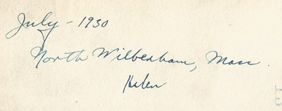 July 1930 Mass DL ant back