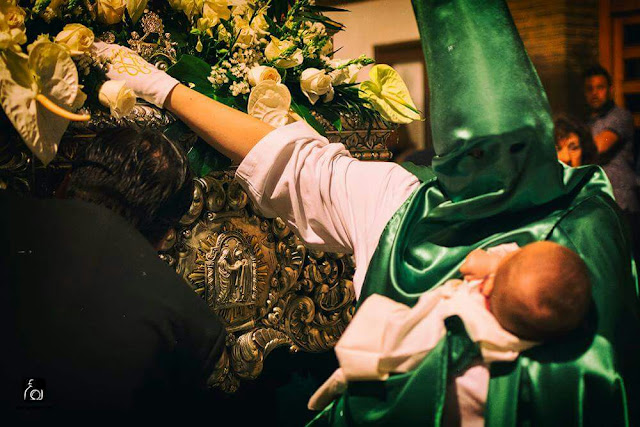 Crónica de Semana Santa: Virgen de la Esperanza