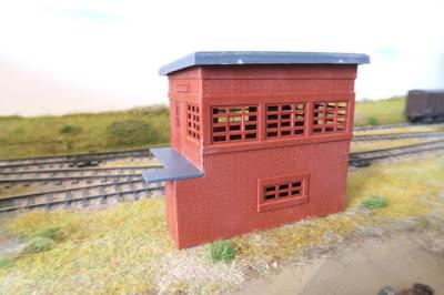 ARP signal box