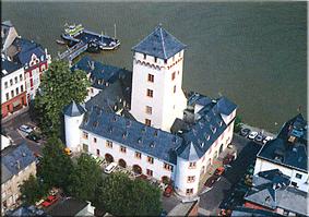 El castillo del príncipe elector