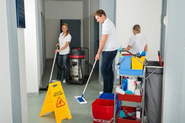Helping Hands Cleaning Service in Australia