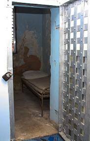 Original Jail Cell