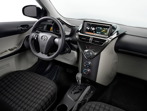 Scion iQ Electric Car