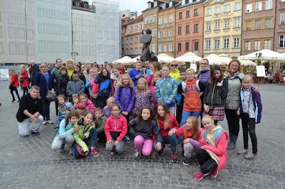Marzenie w Warszawie