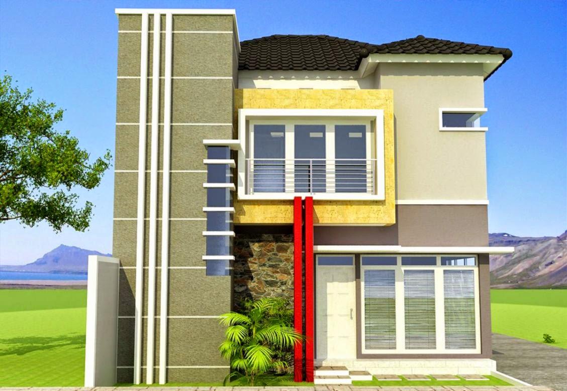 Gambar Desain Rumah Terbaru  Gallery Taman Minimalis