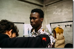 28 PALM ANGELS FW 18-19 - Backstage images