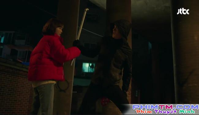 """Do Bong Soon: Thấy Ji Soo chở """"crush"""" đi làm, Park Hyung Sik ghen nổ đom đóm mắt - Ảnh 25."""