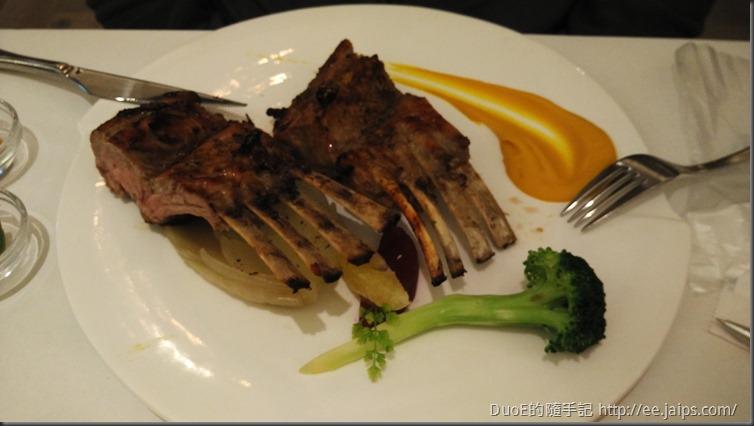 新竹西堤Tasty-嫩煎犢牛肋排