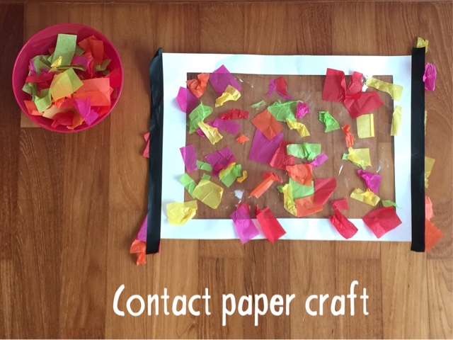 Hannypinkmint Our First Contact Paper Craft
