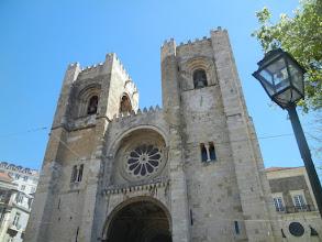 Photo: Se Cathedral, Lisbon