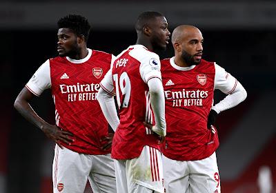 Arsenal pakt in het slot nog een punt tegen Fulham