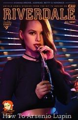 Actualización 16/08/2018: Chica Flash comparte con nosotros desde su blog el número #9 de Riverdale. Continúan las aventuras en cómic del universo televisivo de Archie, mas misterios y cosas de adolescentes.