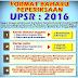 UPSR 2016 Teruk Kerana KSSR?