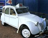 Citroën 1953 2 CV Ambulance