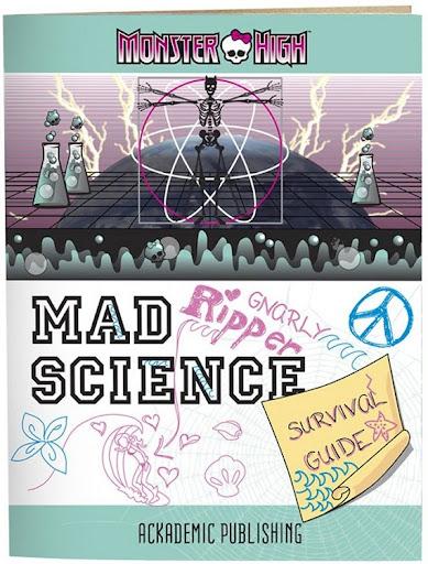 Monster High - Classroom Playset - Frankie y la Economía Doméstica (Home Ick)