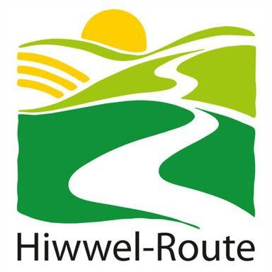Logo Radweg Hiwwel-Route, Rheinhessen