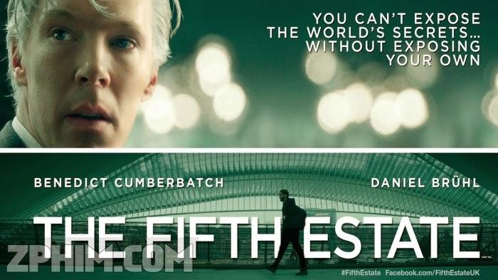Ảnh trong phim Quyền Lực Thứ Năm - The Fifth Estate 1