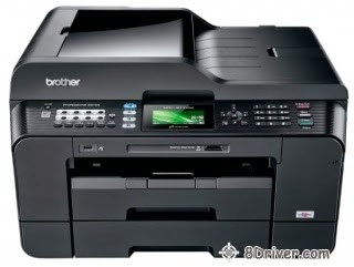 Download Brother MFC-J6710DW printer driver, & the way to add your Brother MFC-J6710DW printer software work with your own computer