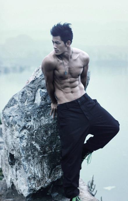 Zhu Xiaohui China Actor