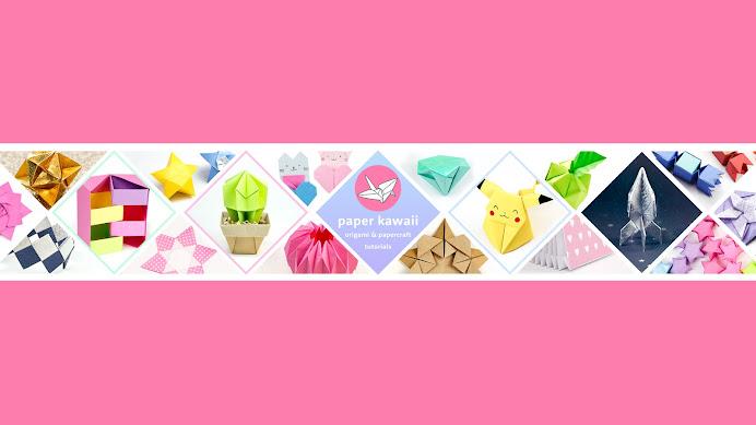 Paper Kawaii Origami Tutorials Google