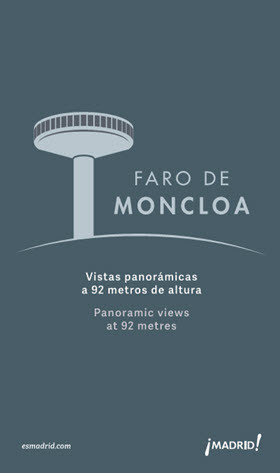 El Faro de Moncloa abre el viernes 24 de abril como mirador