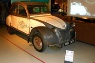 Citroën 1959 2 CV AZLP Tour du Monde