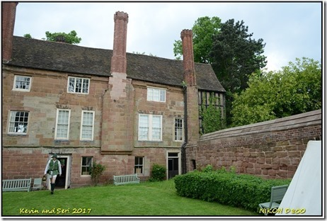 Charterhouse Priory Open Day - May