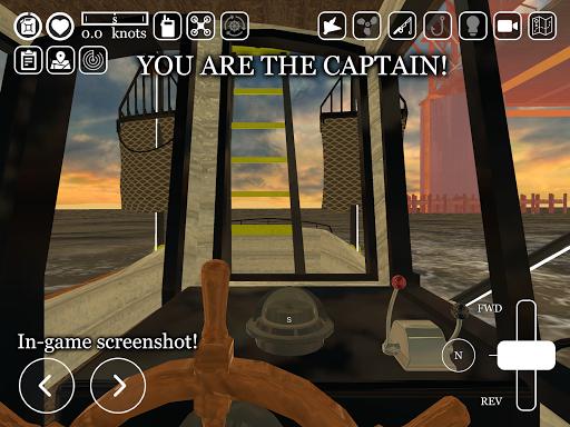 Ship & Boat Simulator uCaptain u26f5 Fun Fishing Games 4.995 screenshots 9