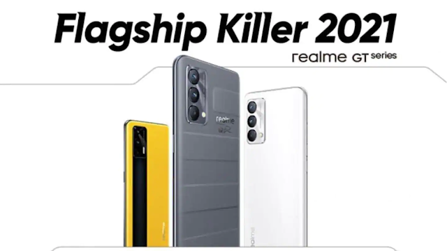 Realme GT & Realme GT Master Edition Launched In India, See Details