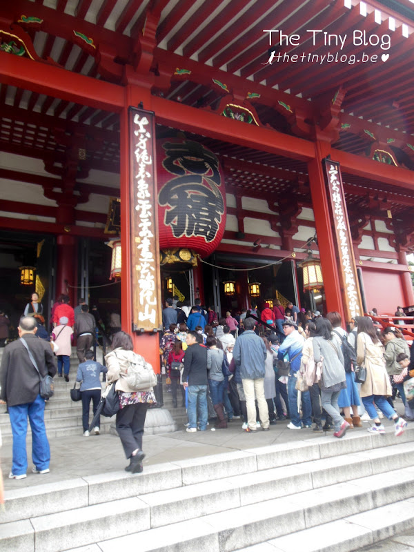 Afternoon in Asakusa October 2015