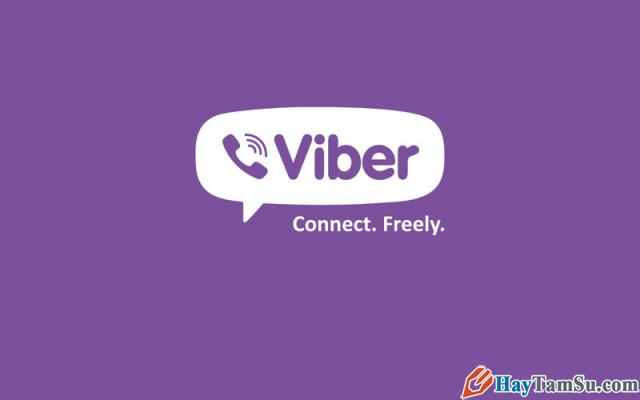 Nhắn tin và gọi điện miễn phí cùng Viber