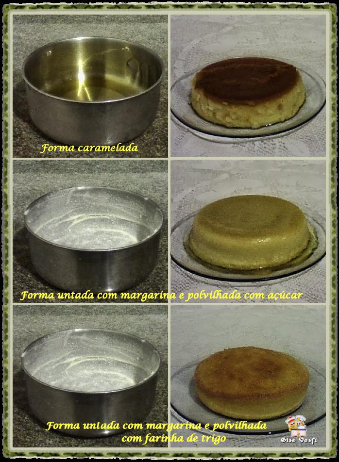 Pudim de farinha da vó Anaide 5