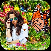 Butterfly Photo Frames HD