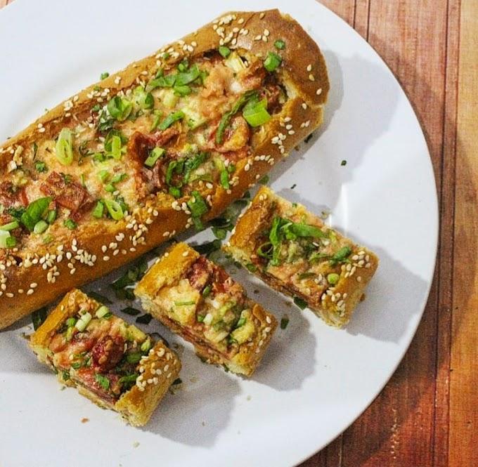 Cheesy Egg Boat Recipe | Breakfast Care