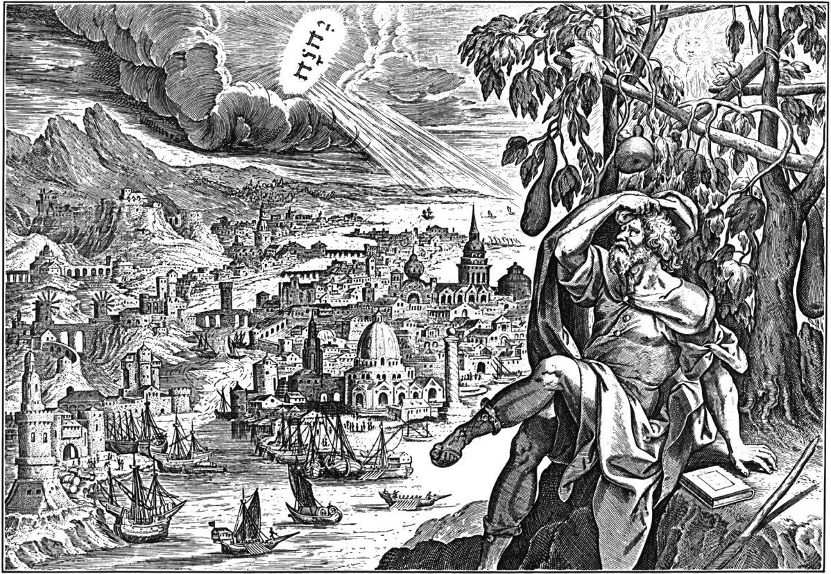 Jonahs Anger