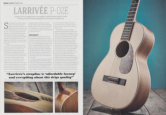 Acoustic p02e 560