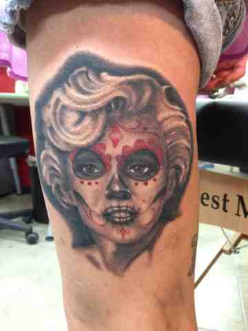 Hold fast tattoo body piercing july 2013 for Hold fast tattoo