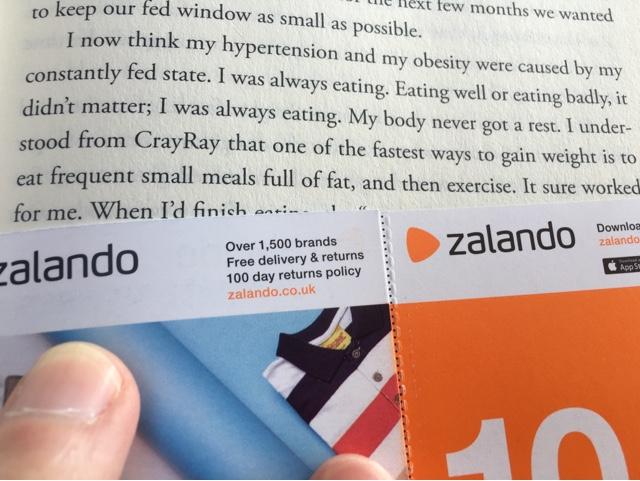 FOODSTUFF FINDS: Presto! by @PennJillette the non diet book